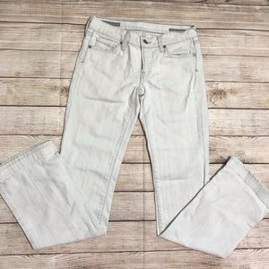 ❌ 5/$25 Citizens of Humanity White Boot Cut Jeans